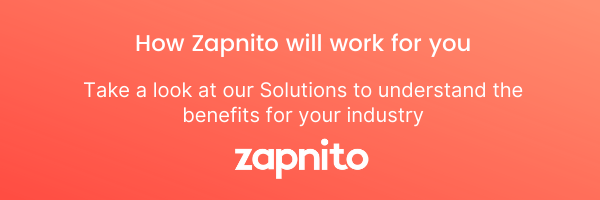 How Zapnito will work for you - visit our Solutions page to learn more